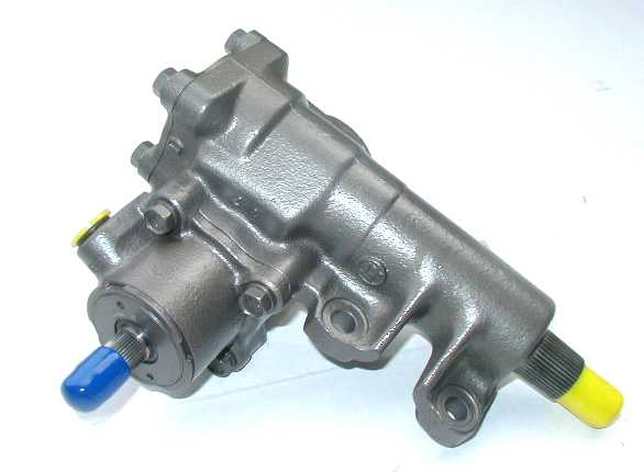 Toyota Cressida                       Power Steering Gear BoxPower Steering Gear Box
