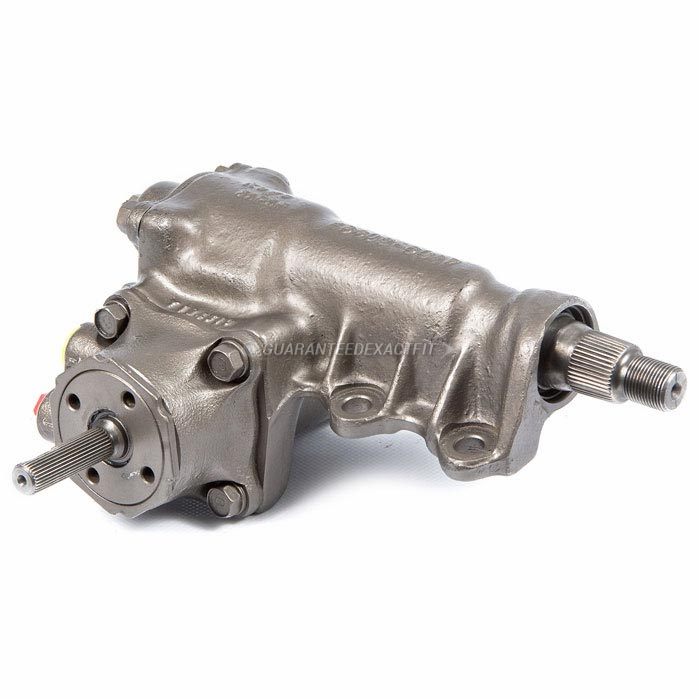 Geo Tracker                        Power Steering Gear Box