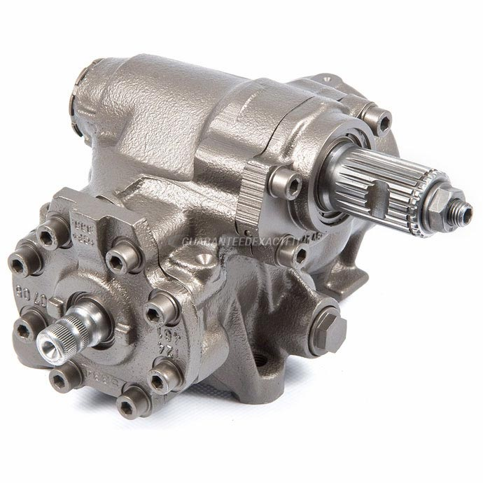 Mercedes_Benz E500                           Power Steering Gear Box