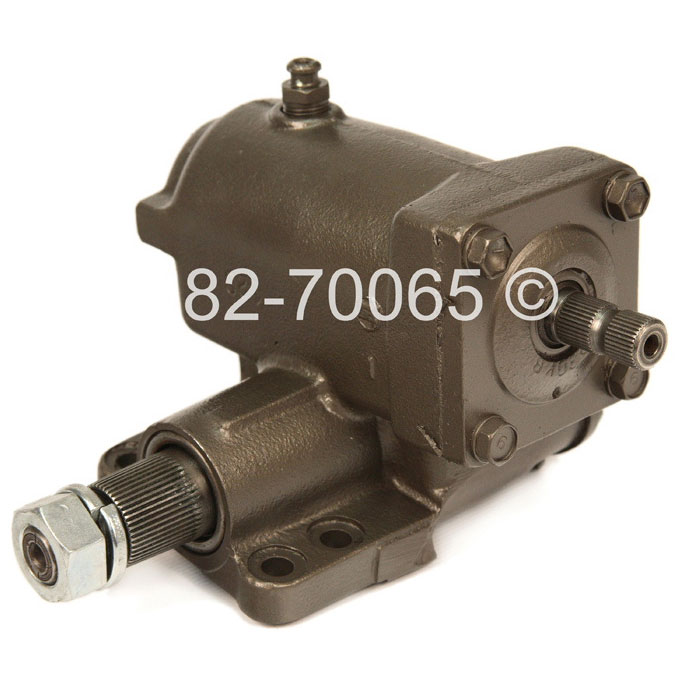 Toyota Pick-Up Truck                  Manual Steering Gear Box