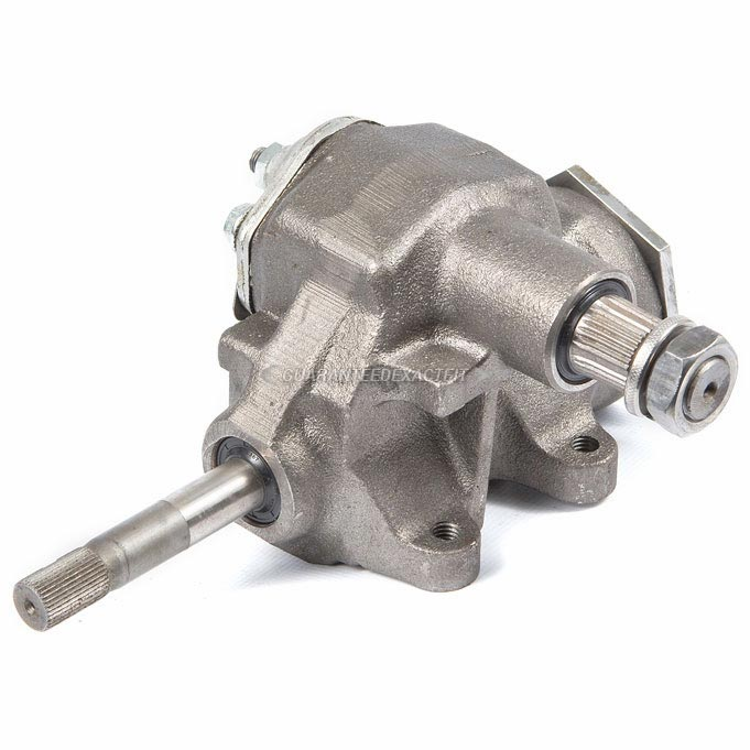 Jeep CJ Models                      Manual Steering Gear BoxManual Steering Gear Box