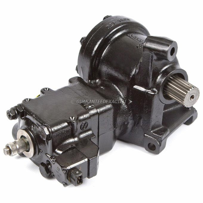 BMW 740                            Power Steering Gear Box