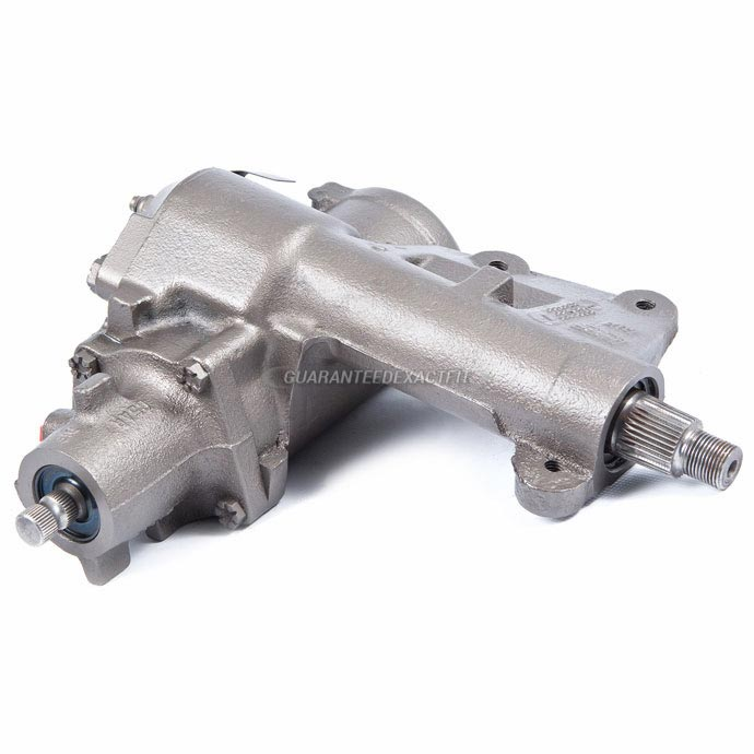 Lincoln Power Steering Gear Box