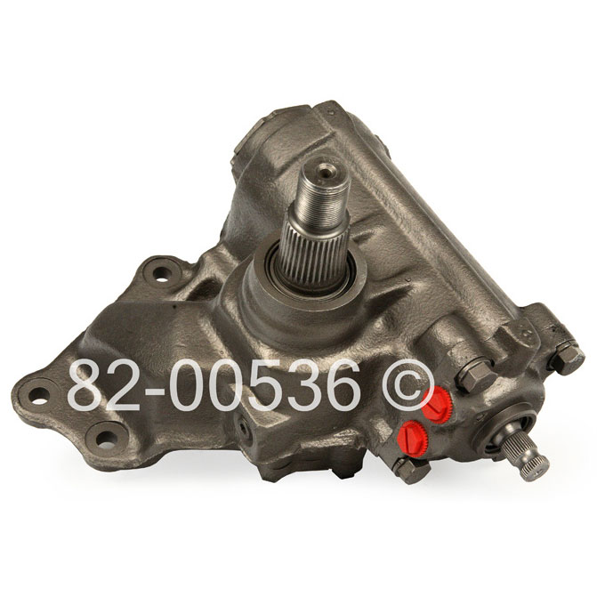 Chevrolet W5500 Truck                    Power Steering Gear Box