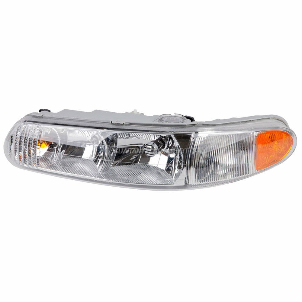 Buick Century                        Headlight AssemblyHeadlight Assembly