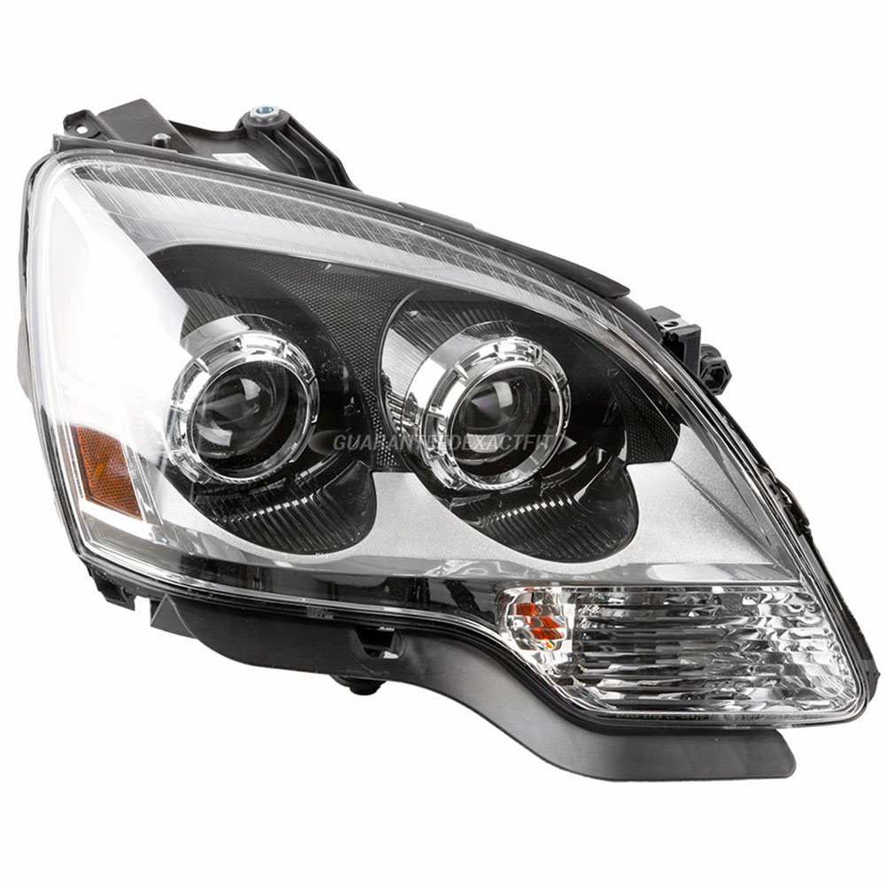 GMC Acadia                         Headlight AssemblyHeadlight Assembly