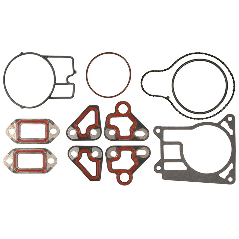 Cadillac Allante                        Water Pump and Cooling System GasketsWater Pump and Cooling System Gaskets