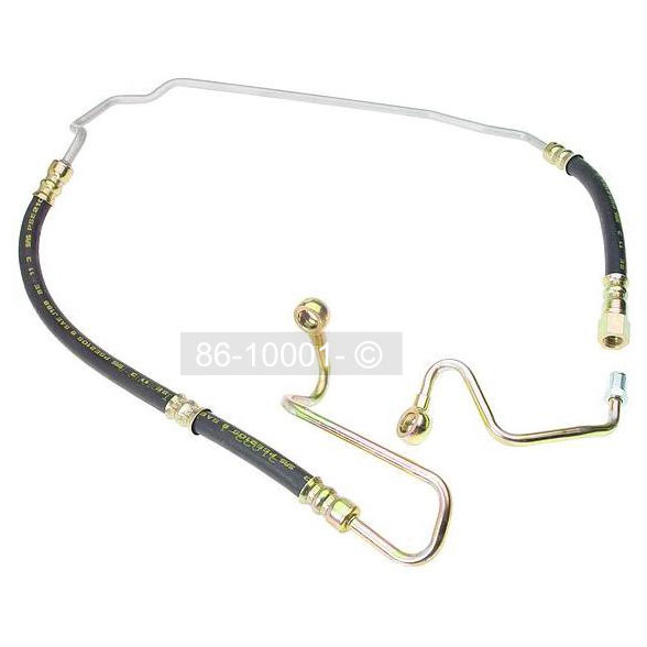 Lexus High Pressure Steering Hose