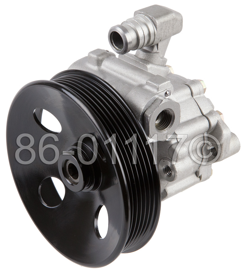 Mercedes_Benz C350                           Steering PumpSteering Pump