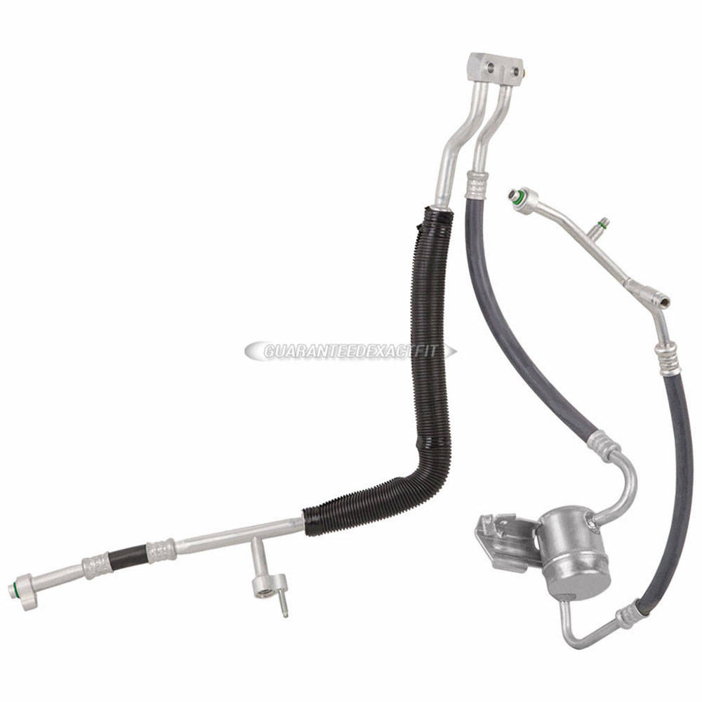 Lincoln Navigator AC Hose Manifold and Tube Assembly