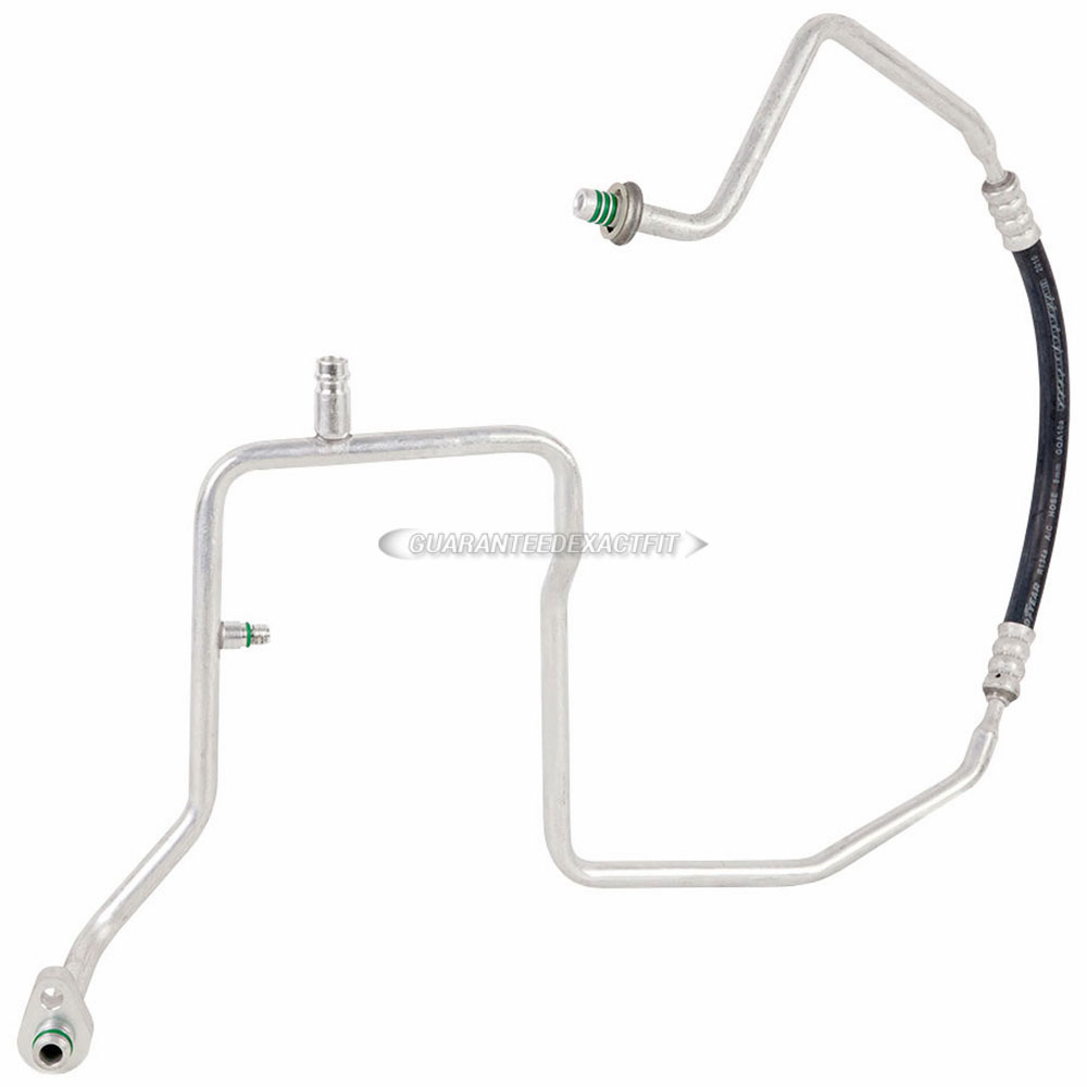 Dodge Dakota A/C Expansion Device