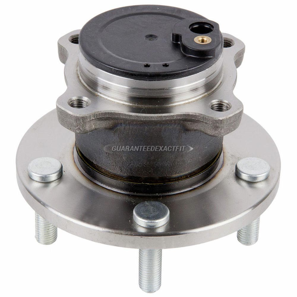 Mazda 3                              Wheel Hub AssemblyWheel Hub Assembly