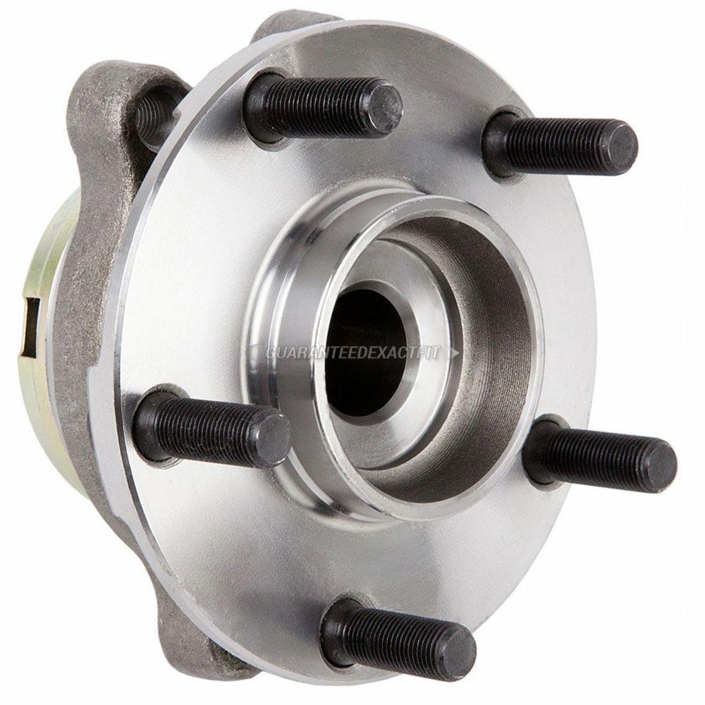 Infiniti FX35                           Wheel Hub AssemblyWheel Hub Assembly