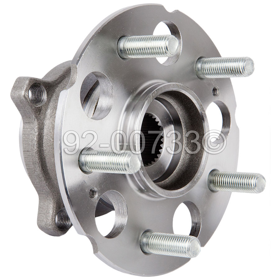Acura RDX                            Wheel Hub AssemblyWheel Hub Assembly