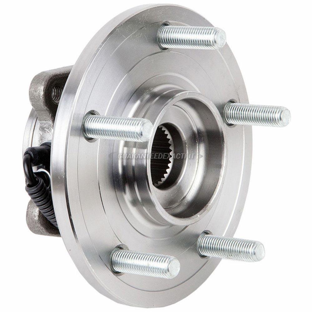 Volkswagen GTI Wheel Hub Assembly