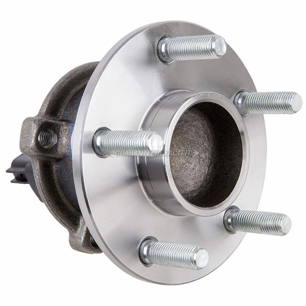 Volvo C30                            Wheel Hub AssemblyWheel Hub Assembly