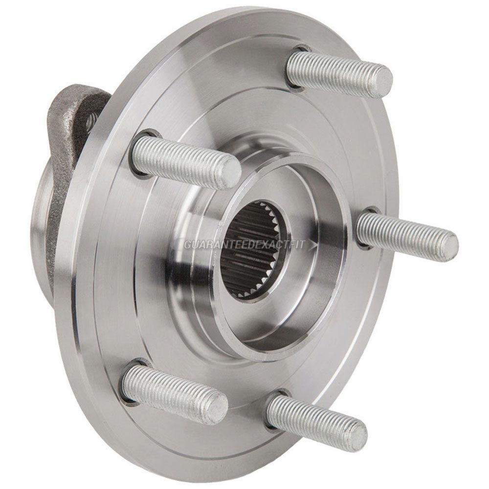Dodge Journey                        Wheel Hub AssemblyWheel Hub Assembly