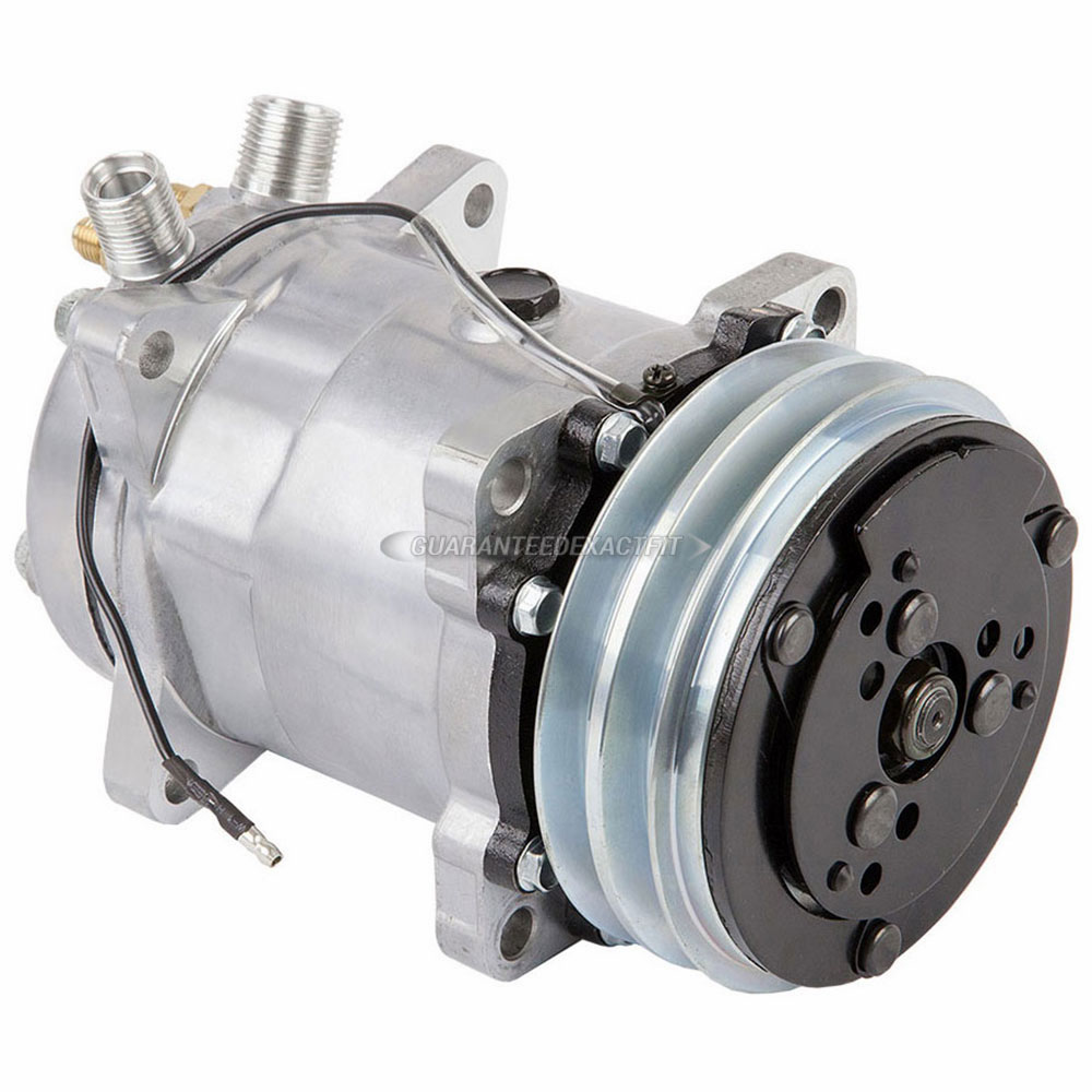 Ford F Series Trucks                A/C CompressorA/C Compressor