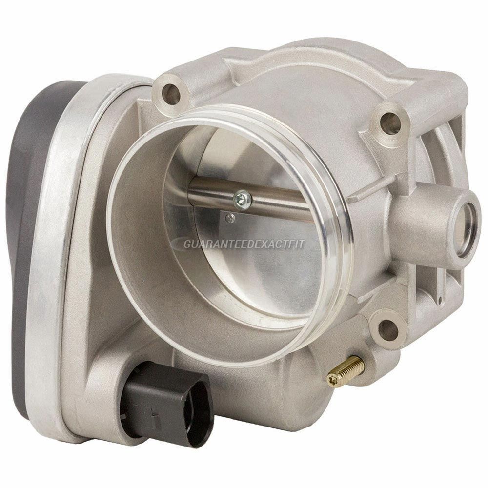 BMW X3                             Throttle BodyThrottle Body