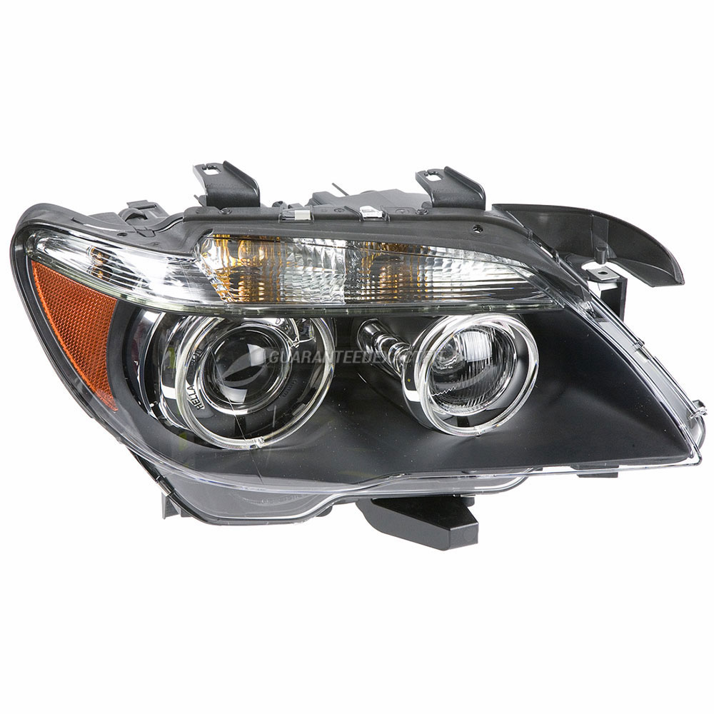 BMW 745                            Headlight AssemblyHeadlight Assembly
