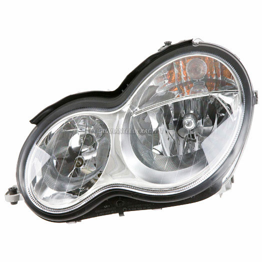 Mercedes_Benz C350                           Headlight AssemblyHeadlight Assembly