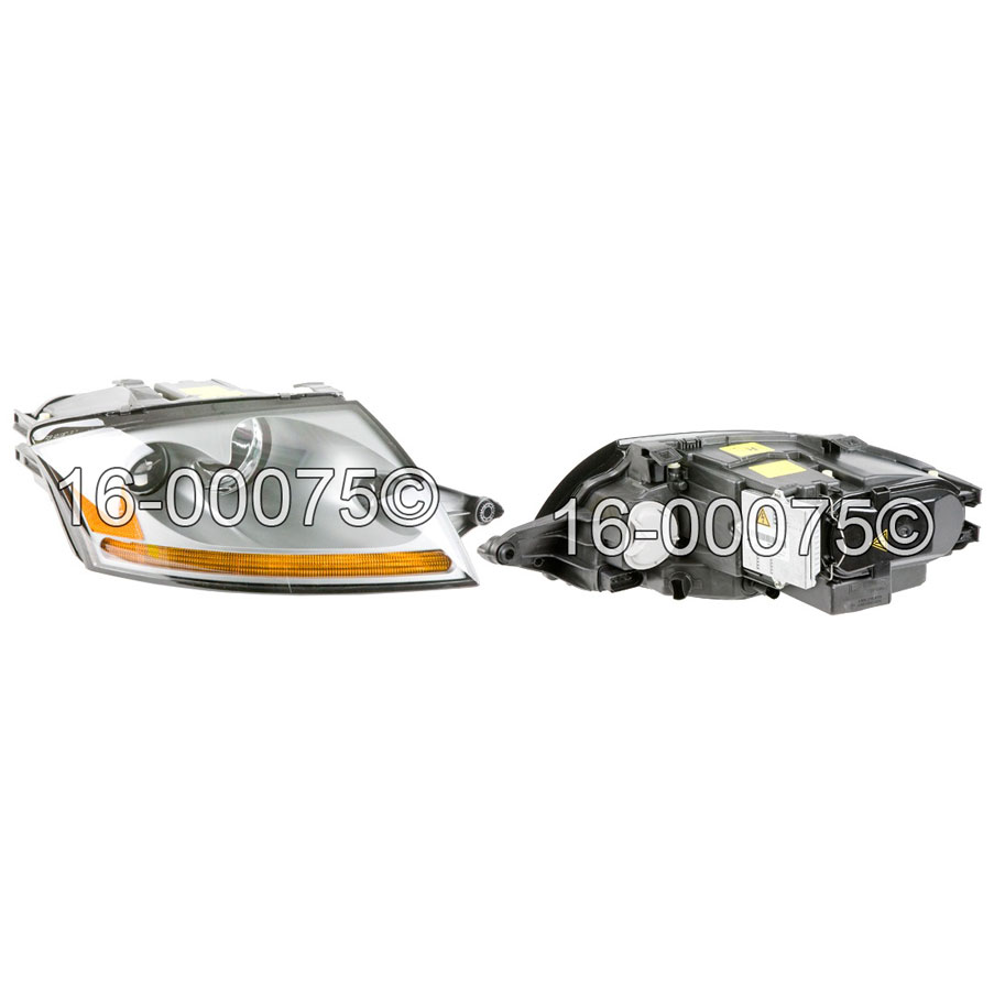 Audi TT                             Headlight AssemblyHeadlight Assembly