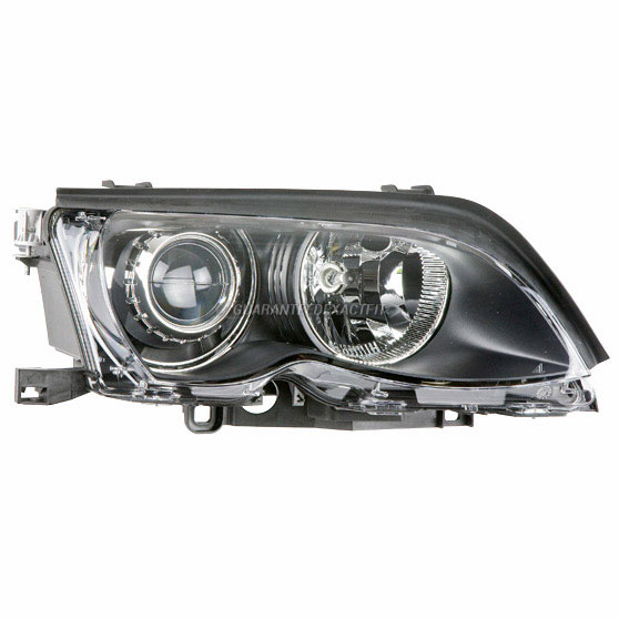 BMW 330i                           Headlight Assembly