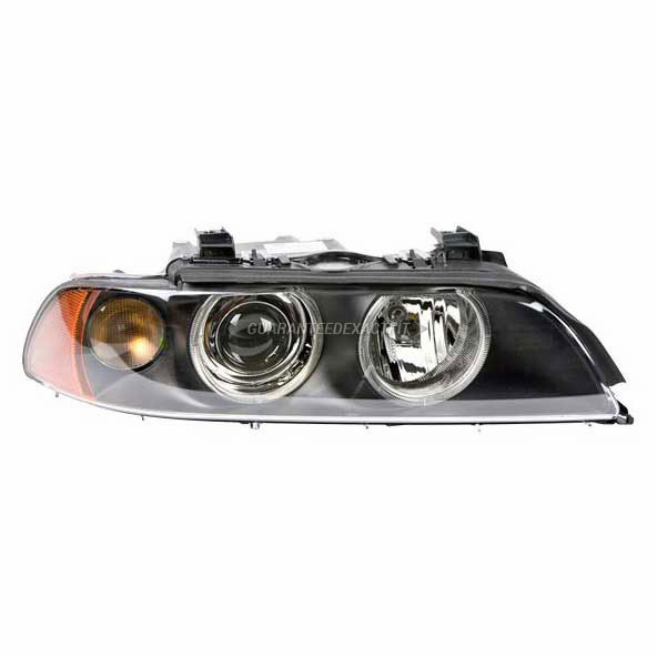 BMW 525                            Headlight AssemblyHeadlight Assembly