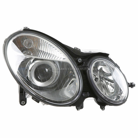 Mercedes_Benz E350                           Headlight Assembly