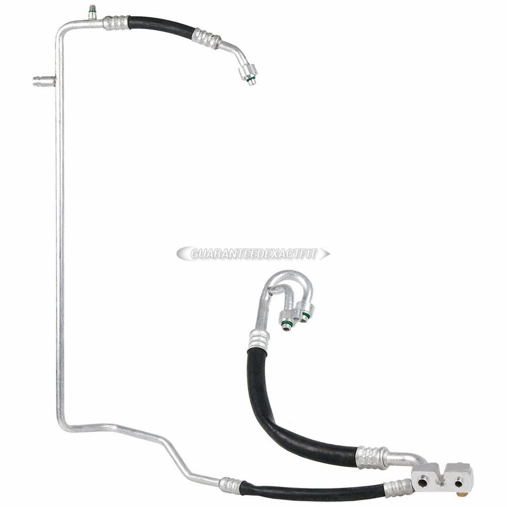 Ford Explorer AC Hose Manifold and Tube Assembly