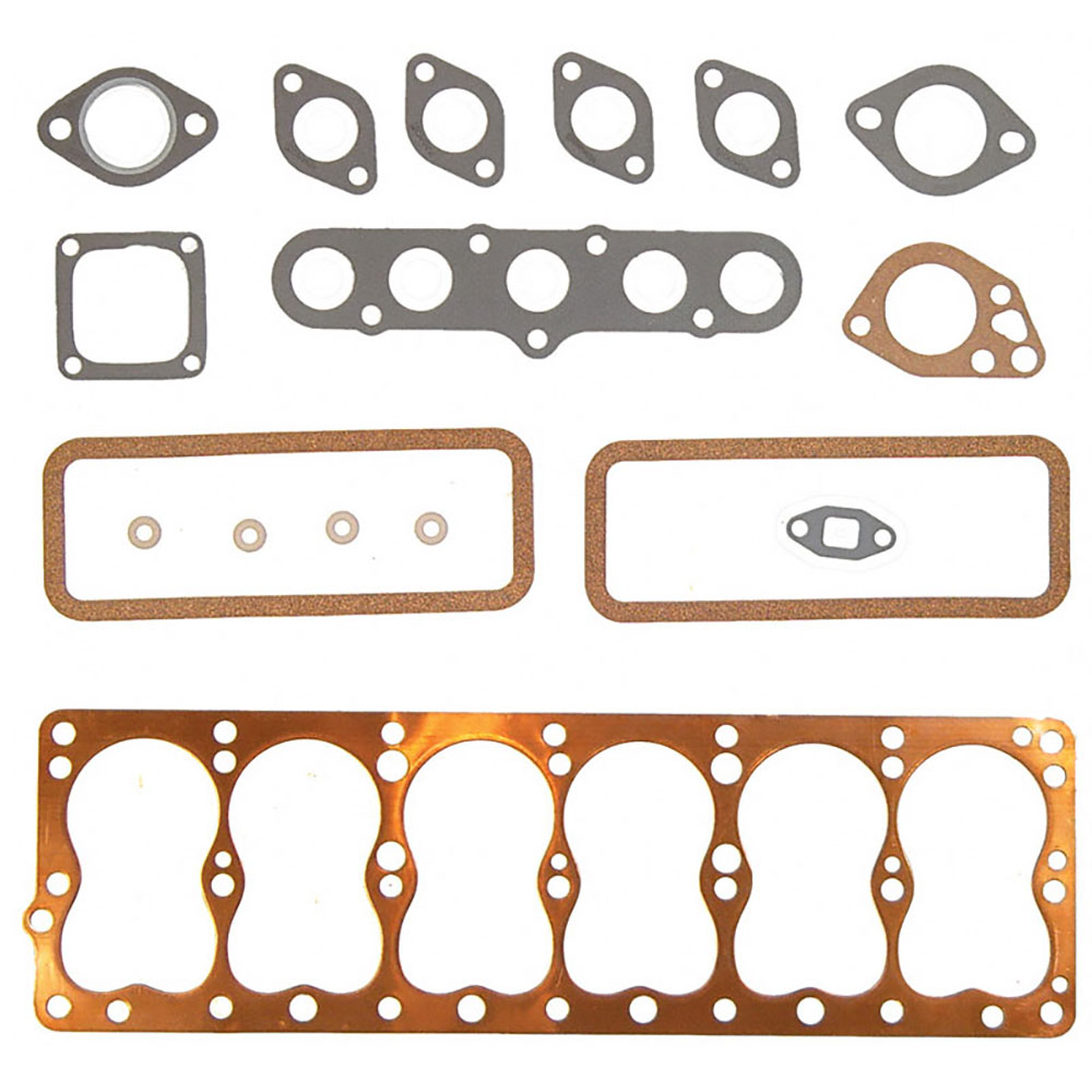 Dodge Power Wagon                    Cylinder Head Gasket SetsCylinder Head Gasket Sets