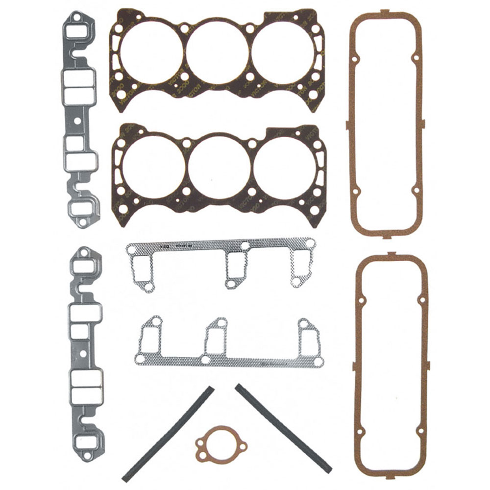 Oldsmobile Vista Cruiser                  Cylinder Head Gasket SetsCylinder Head Gasket Sets