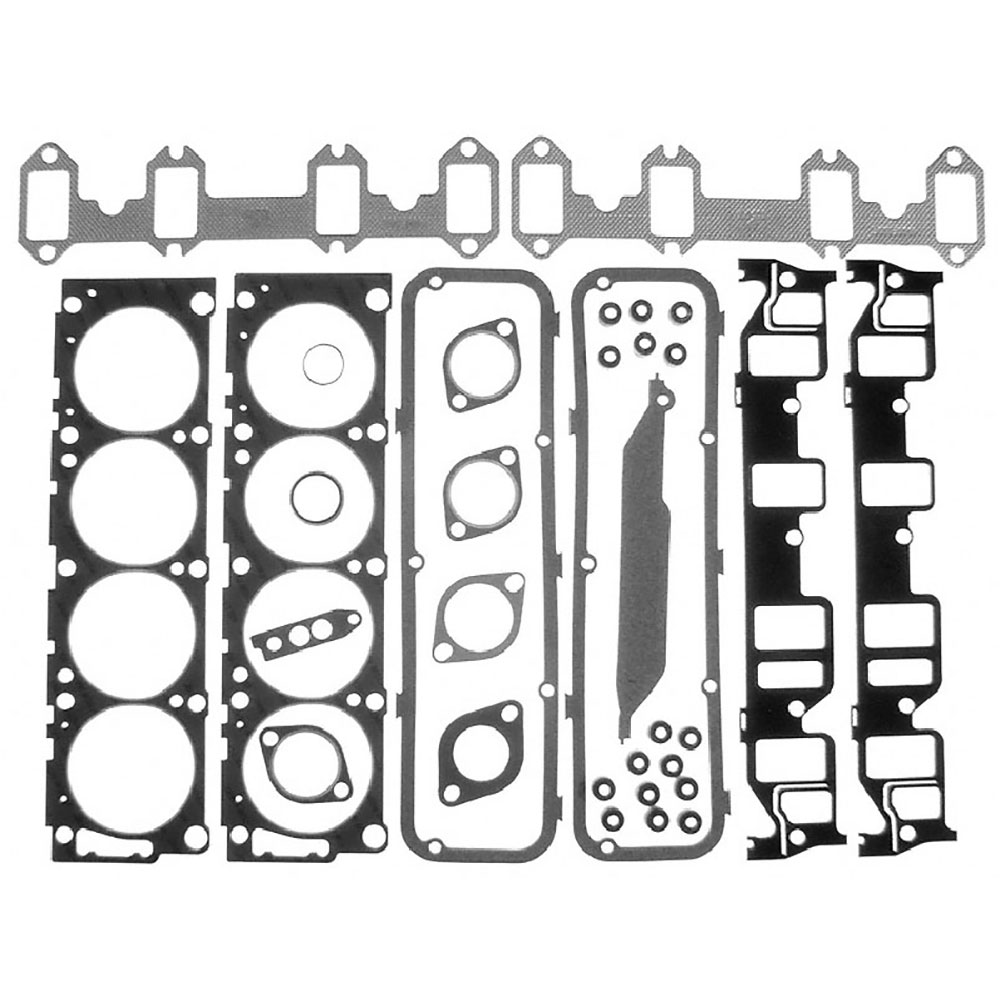 Ford Custom 300                     Cylinder Head Gasket SetsCylinder Head Gasket Sets
