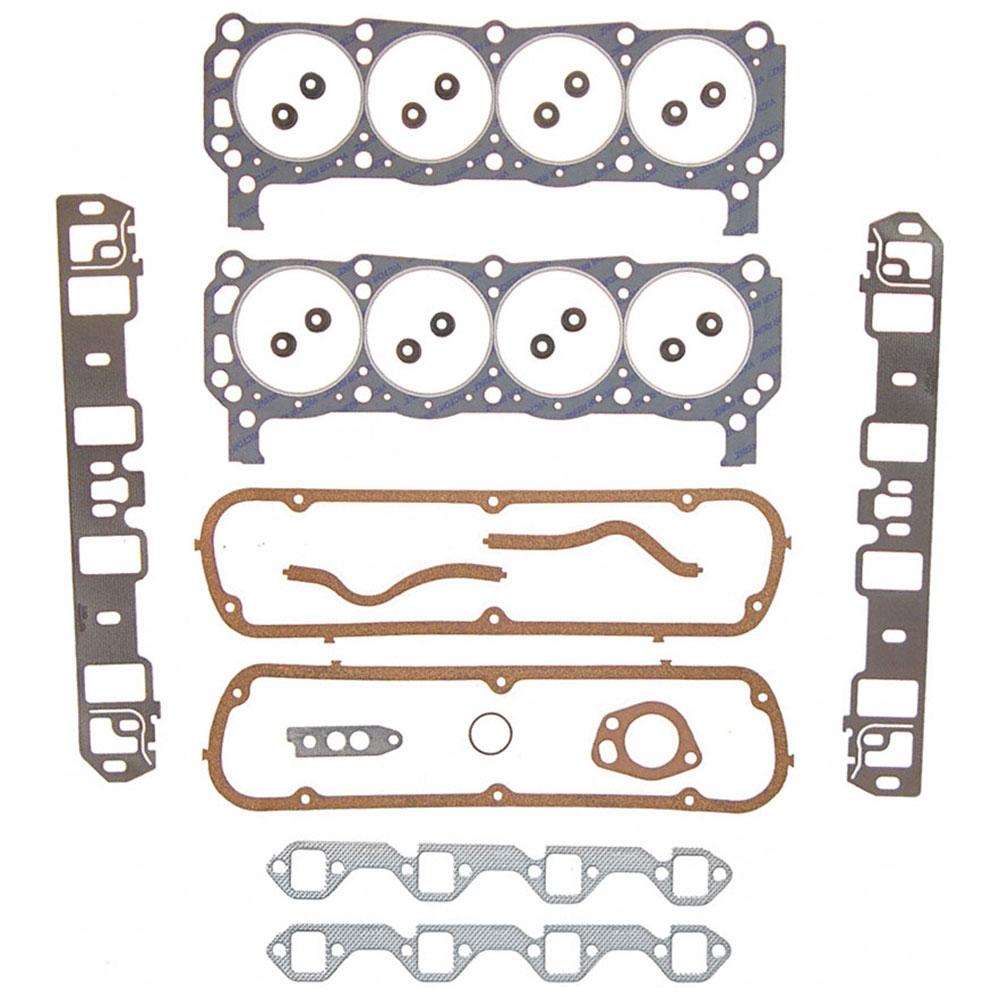 Ford Ranchero                       Cylinder Head Gasket SetsCylinder Head Gasket Sets