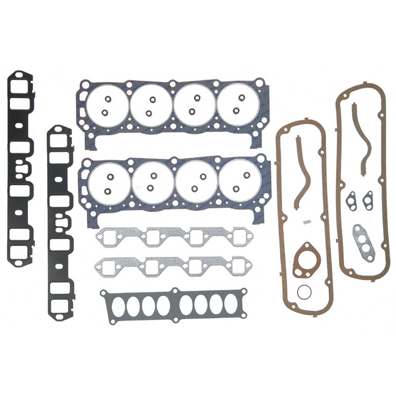 Lincoln Continental                    Cylinder Head Gasket SetsCylinder Head Gasket Sets