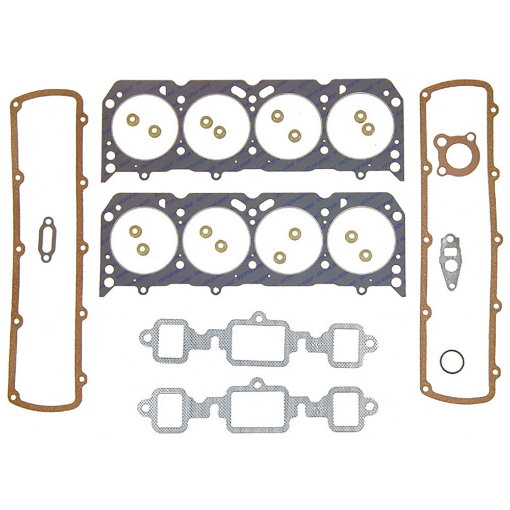 Oldsmobile 442                            Cylinder Head Gasket SetsCylinder Head Gasket Sets