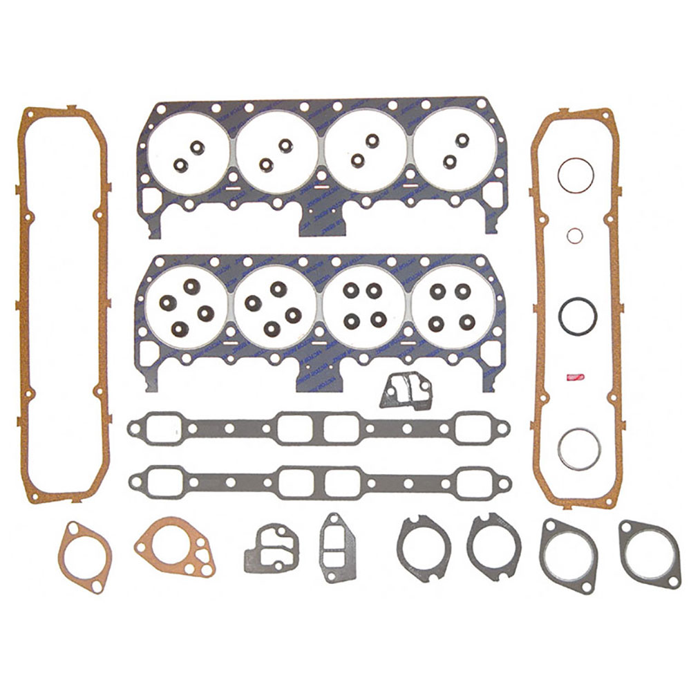 Plymouth Fury                           Cylinder Head Gasket SetsCylinder Head Gasket Sets