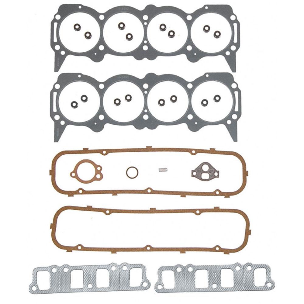 Buick Wildcat                        Cylinder Head Gasket SetsCylinder Head Gasket Sets