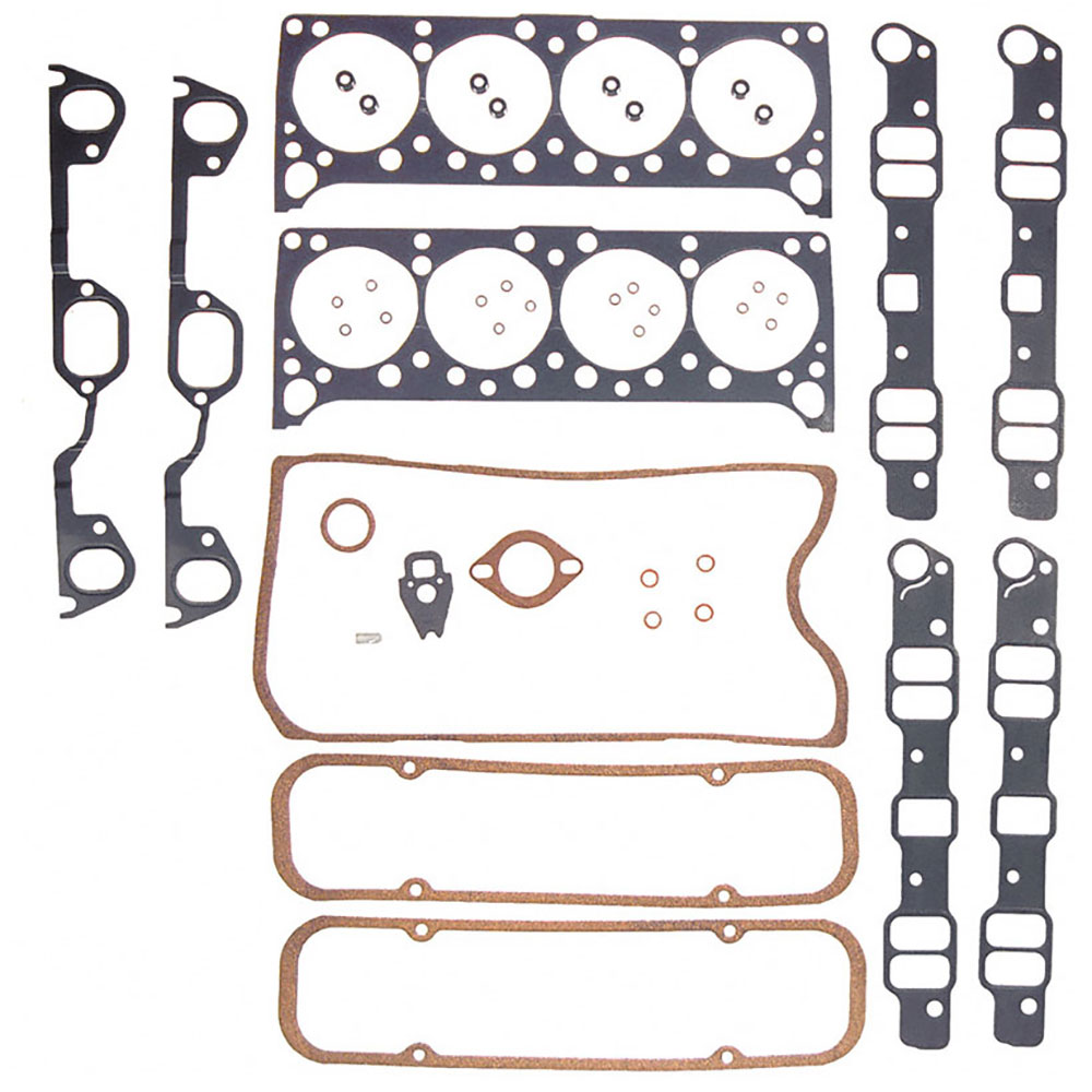 Pontiac Executive                      Cylinder Head Gasket SetsCylinder Head Gasket Sets