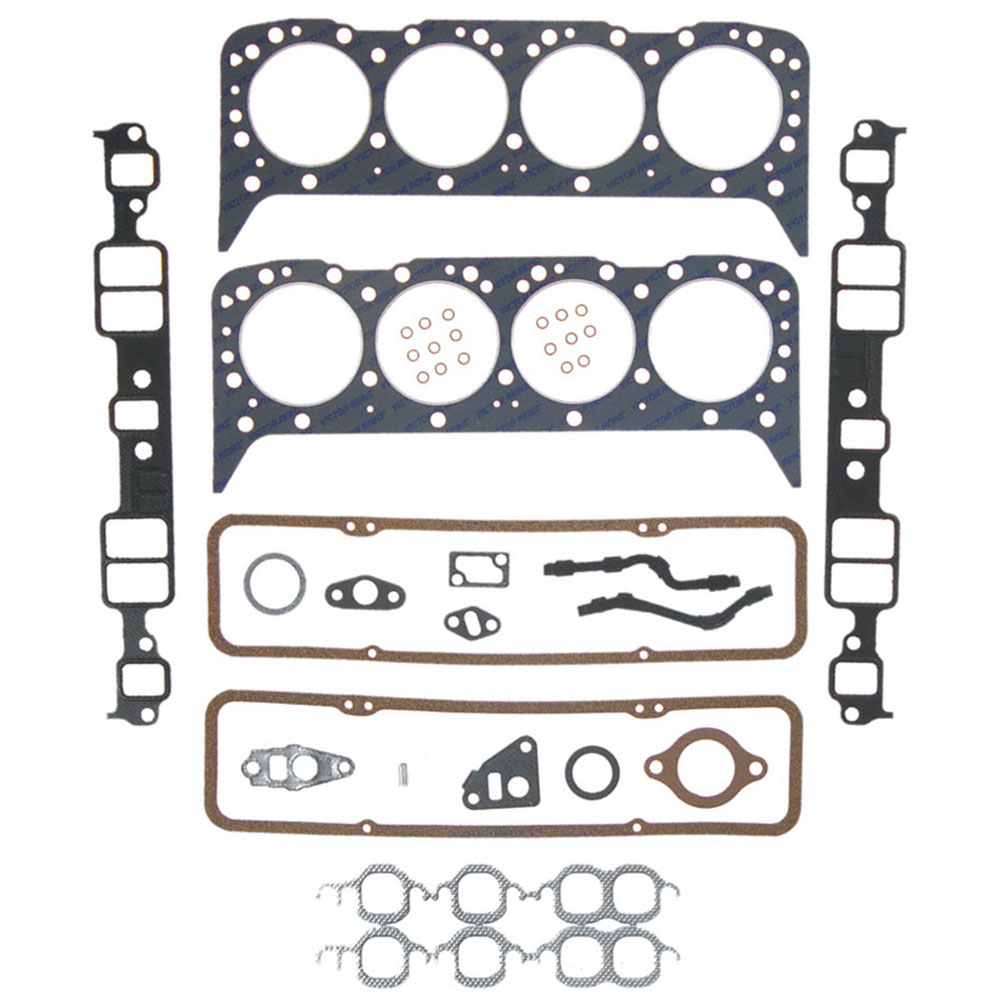 Pontiac Grand LeMans                   Cylinder Head Gasket SetsCylinder Head Gasket Sets