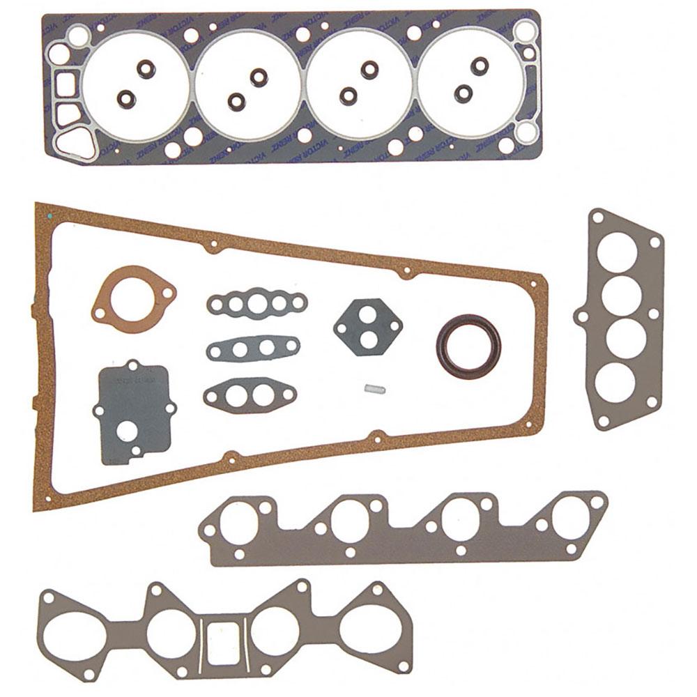 Ford Pinto                          Cylinder Head Gasket SetsCylinder Head Gasket Sets