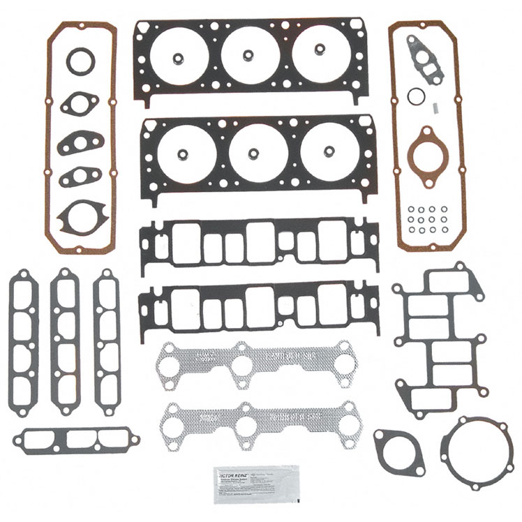 1992 Mercedes Benz 190 E Head Gasket: 1986 Chevrolet Cavalier Cylinder Head Gasket Sets Parts