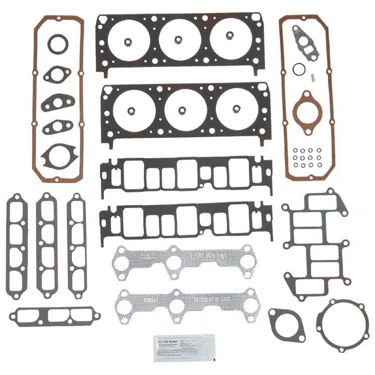Cadillac Cimarron                       Cylinder Head Gasket SetsCylinder Head Gasket Sets