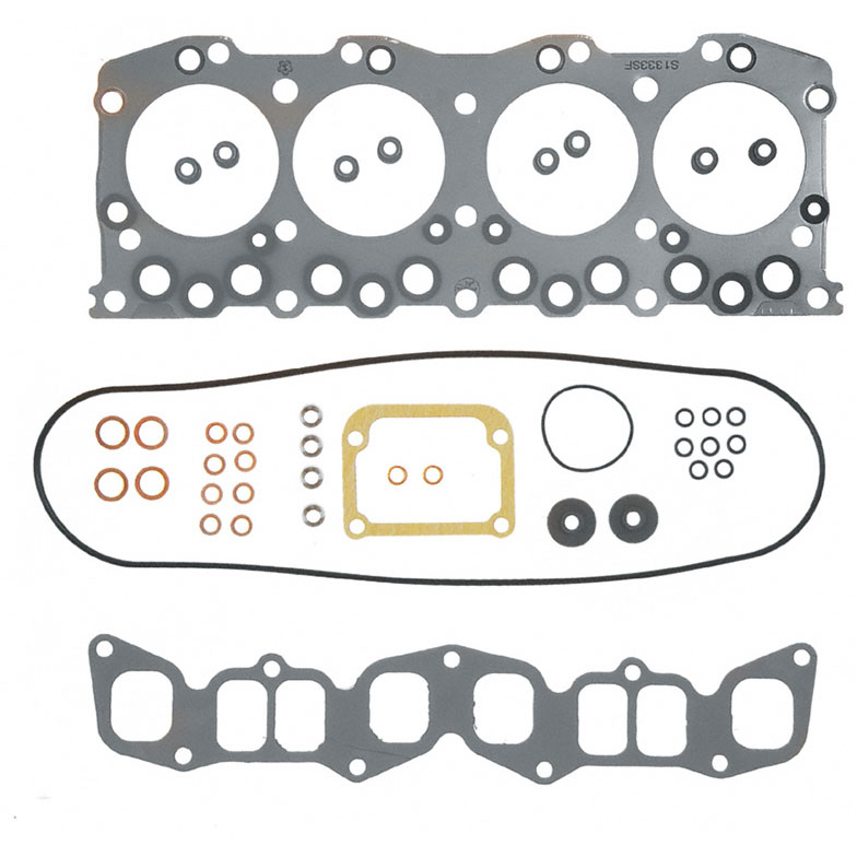 Isuzu Pick-Up Truck                  Cylinder Head Gasket SetsCylinder Head Gasket Sets