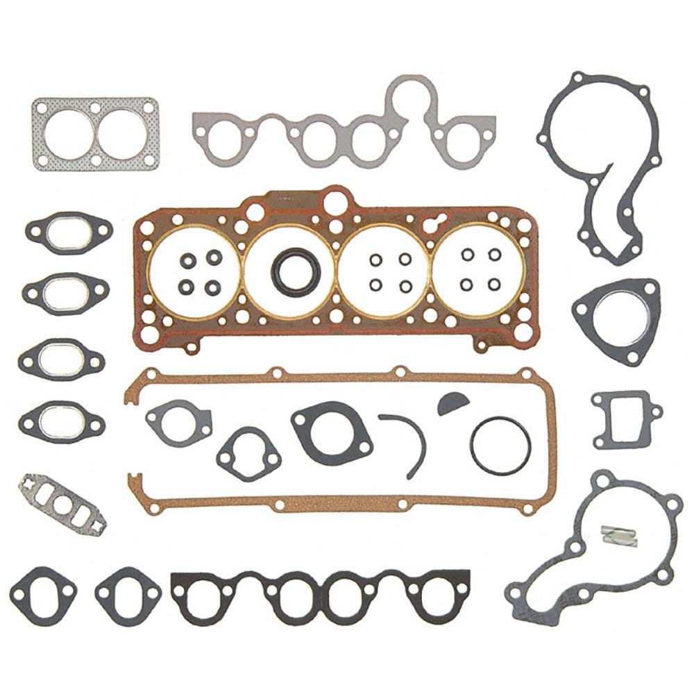 Volkswagen Scirocco                       Cylinder Head Gasket SetsCylinder Head Gasket Sets