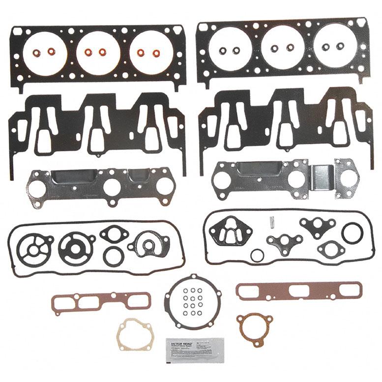 Pontiac Sunbird                        Cylinder Head Gasket SetsCylinder Head Gasket Sets