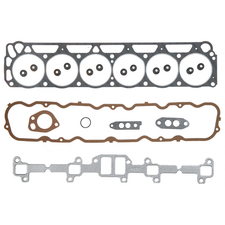 Ford Fairmont                       Cylinder Head Gasket SetsCylinder Head Gasket Sets