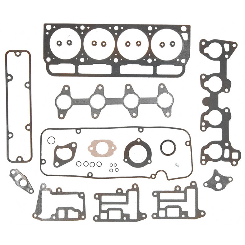 Isuzu Hombre                         Cylinder Head Gasket SetsCylinder Head Gasket Sets