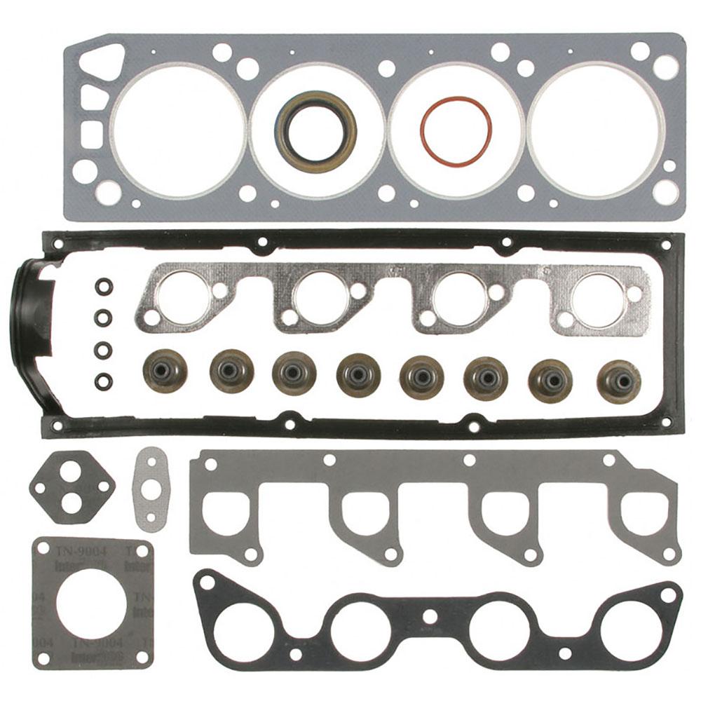 Mazda MPV                            Cylinder Head Gasket SetsCylinder Head Gasket Sets
