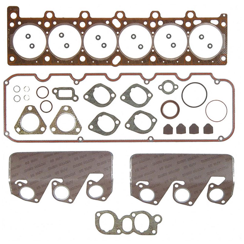 BMW 525                            Cylinder Head Gasket SetsCylinder Head Gasket Sets
